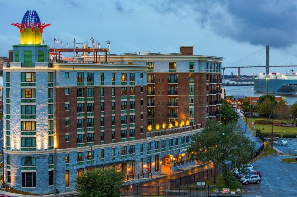 Homewood Suites by Hilton Savannah Historic District/Riverfront