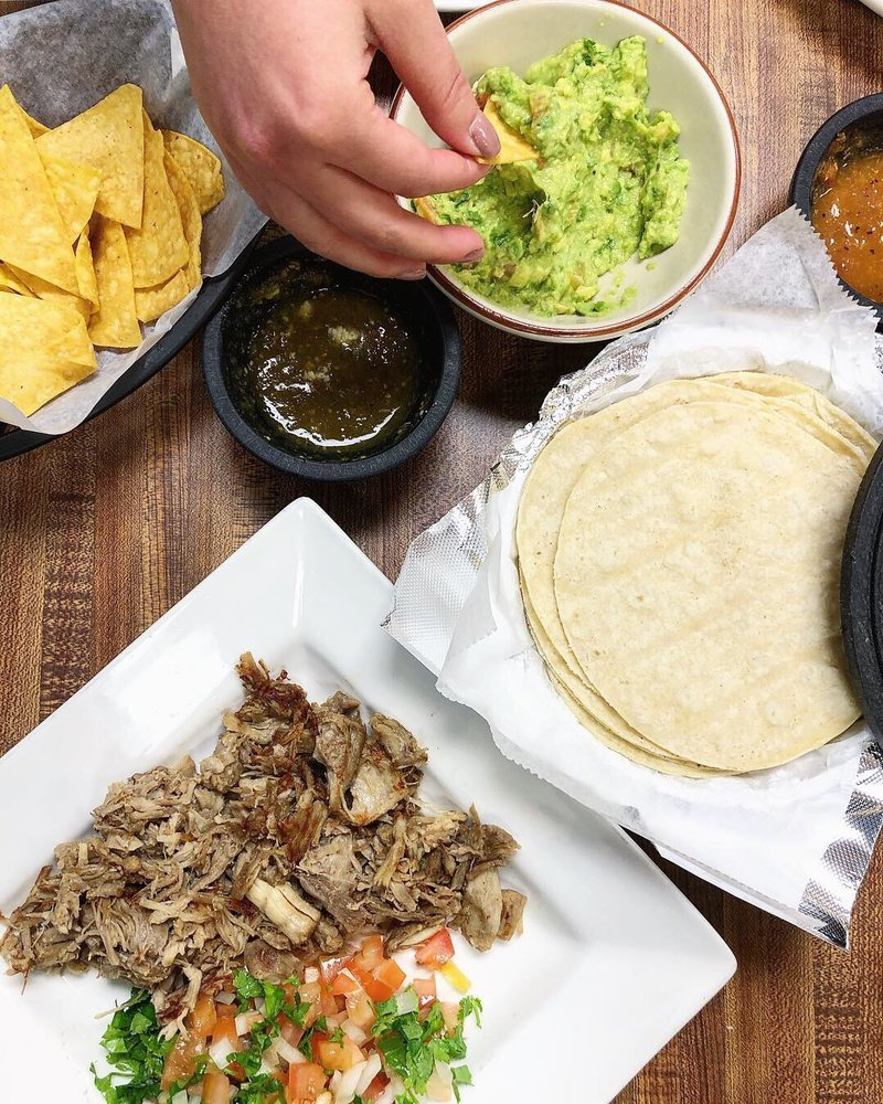 Homi Mexican: 864 University Ave W, Saint Paul, MN
