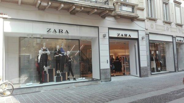 the latest 9b191 65970 Zara - Men's Clothing - Via Italia 12C, Monza, Italy - Phone ...