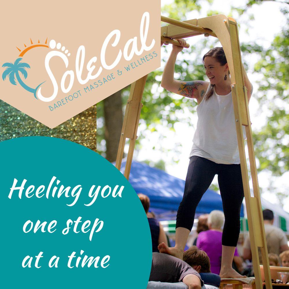 SoleCal Barefoot Massage & Wellness: Costa Mesa, CA