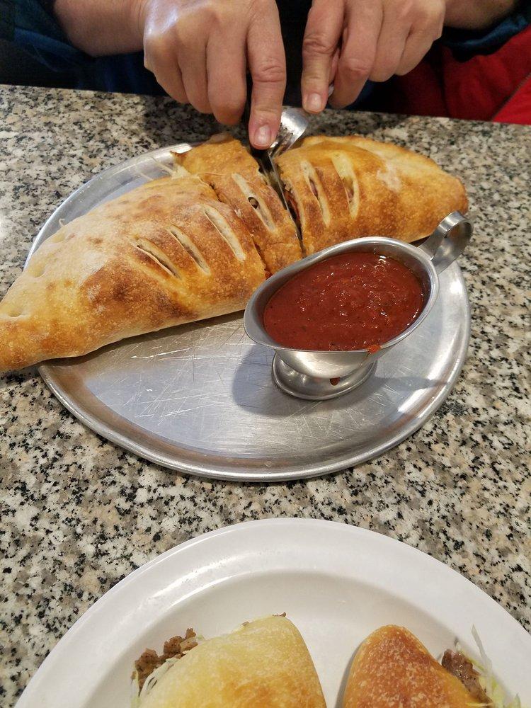 Original Italian Pizza: Central Ave, Avis, PA