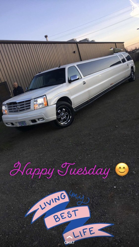 Infinity Limo Tours: Salem, OR