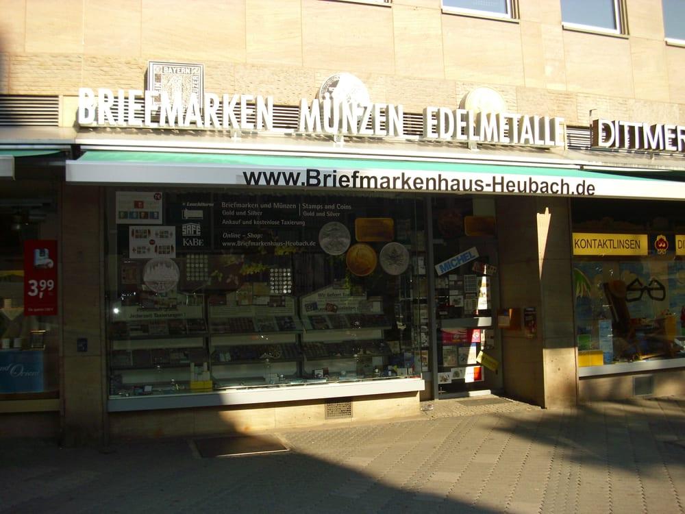 Heubach Edelmetalle Plobenhofstraße 1 9 Innenstadt Nürnberg