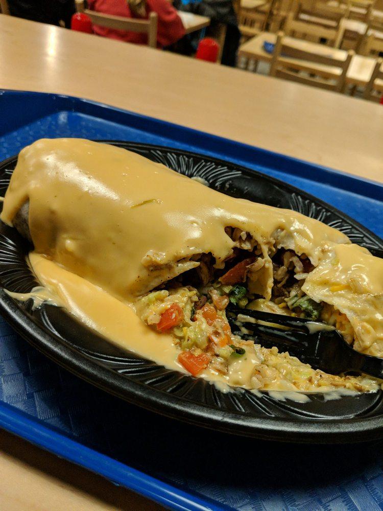 Salsarita's Fresh Mexican Grill: 510 S 72nd St, Omaha, NE