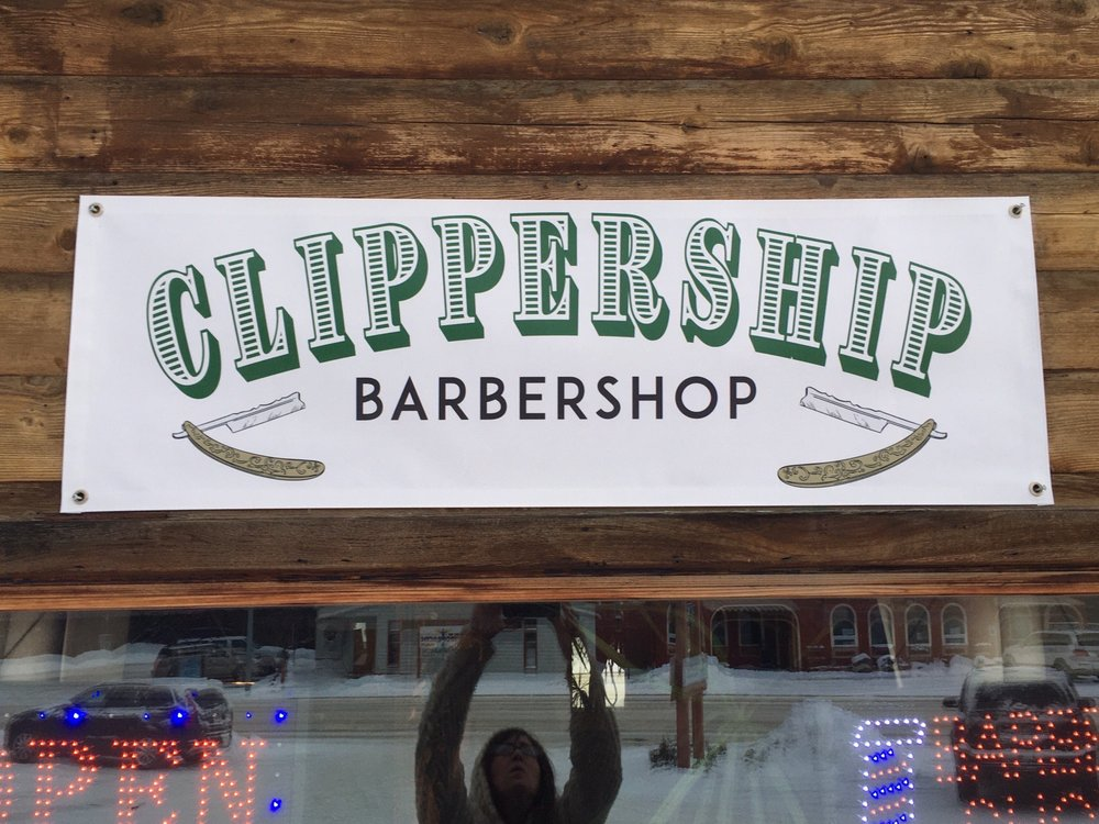 Clippership Barber Shop: 158 W Pioneer Ave, Homer, AK