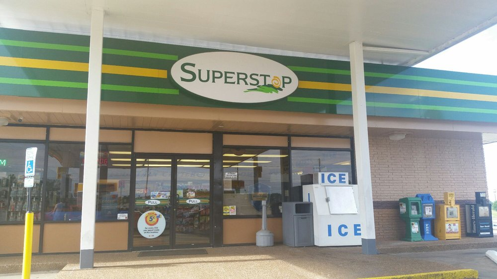 Super Stop: 100 Holiday Dr, Forrest City, AR