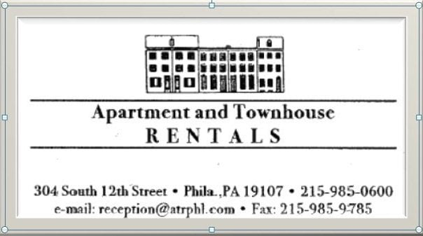 Apartment and Townhouse Rentals