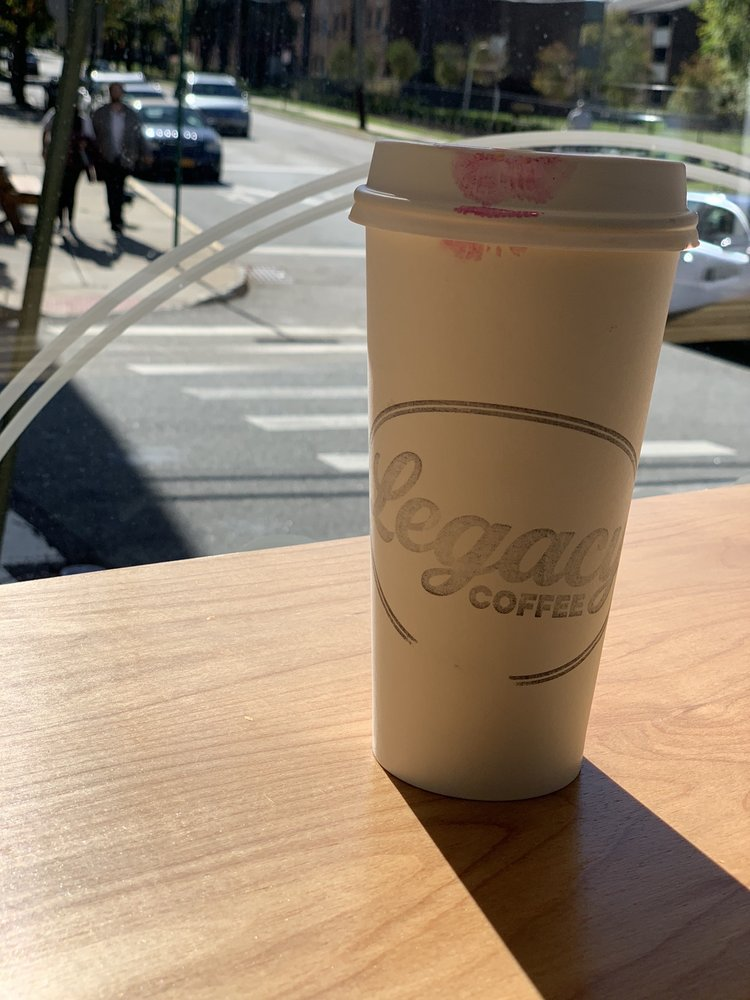 Legacy Coffee: 41 Glenridge Ave, Montclair, NJ