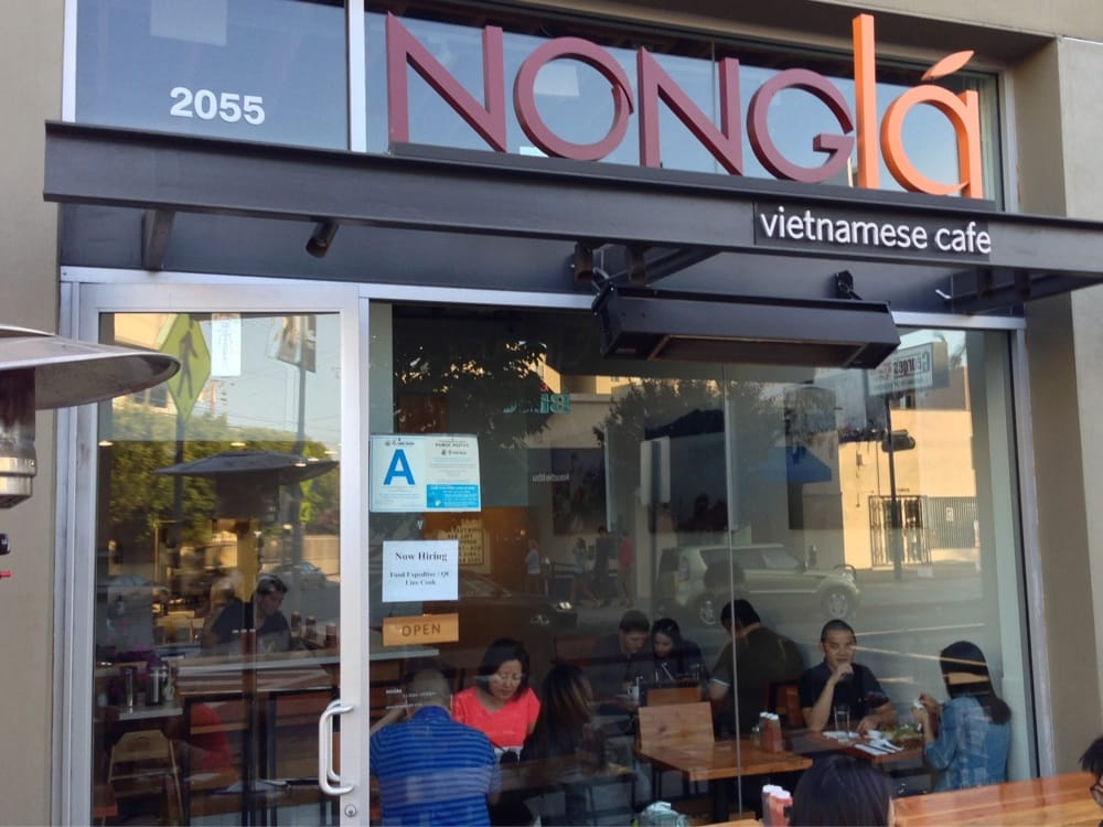 Nong La Cafe - Los Angeles, CA, アメリカ合衆国. Nong La Cafe