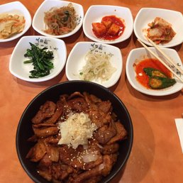 Korean Food Fairfield Ca
