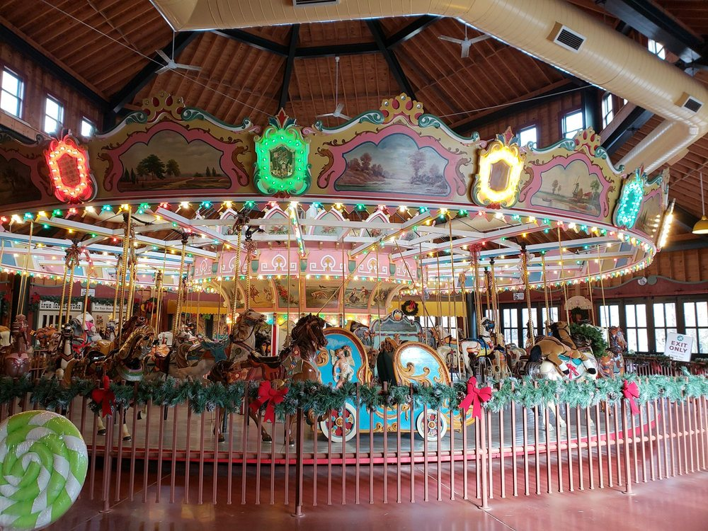Social Spots from Holyoke Merry Go Round
