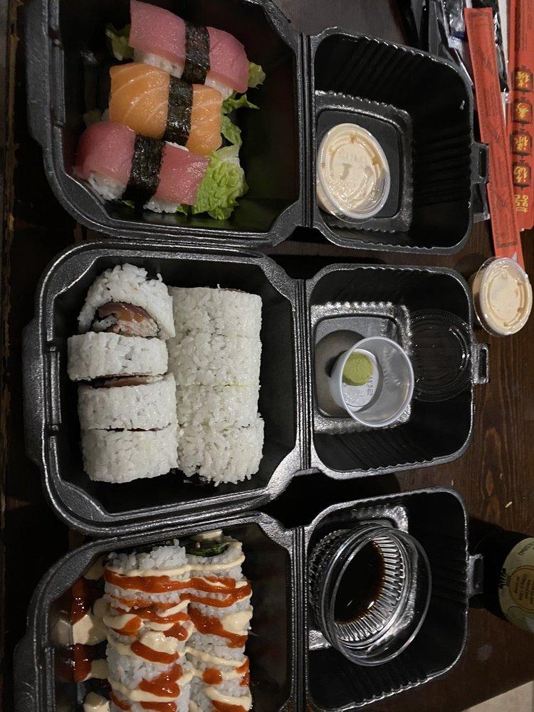 Round Eye Sushi Guy: 113 W 3rd St, Mount Pleasant, TX