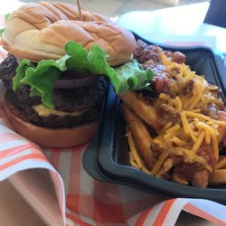 Delicieux Photo Of Back Yard Burgers   Little Rock, AR, United States. Double  Cheeseburger