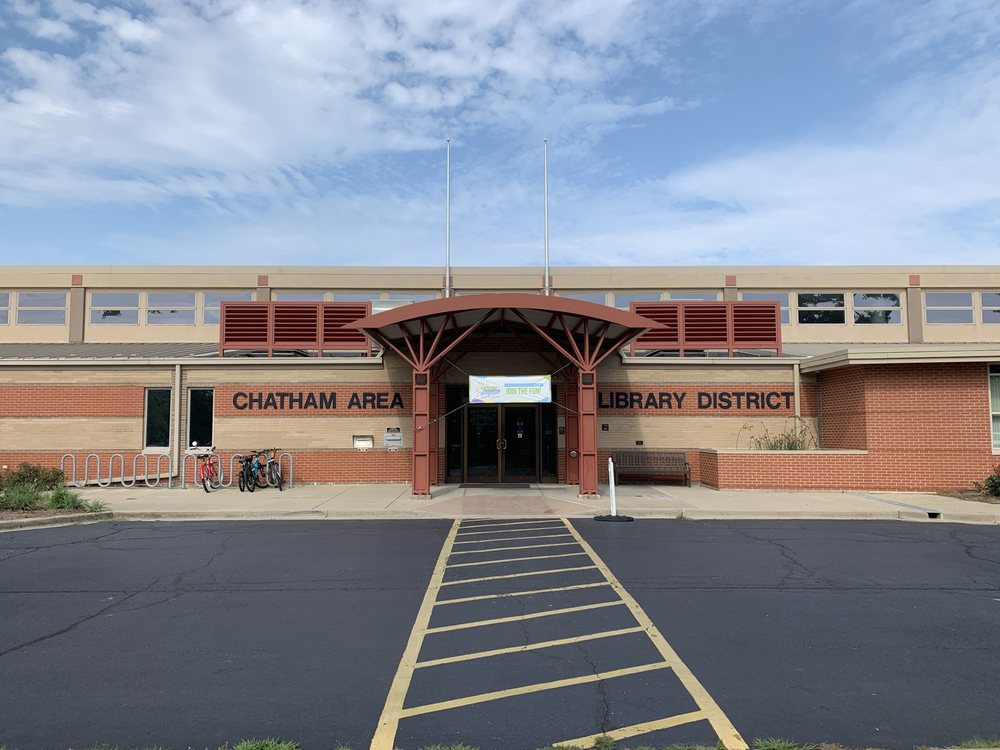 Chatham Area Library District: 600 E Spruce St, Chatham, IL