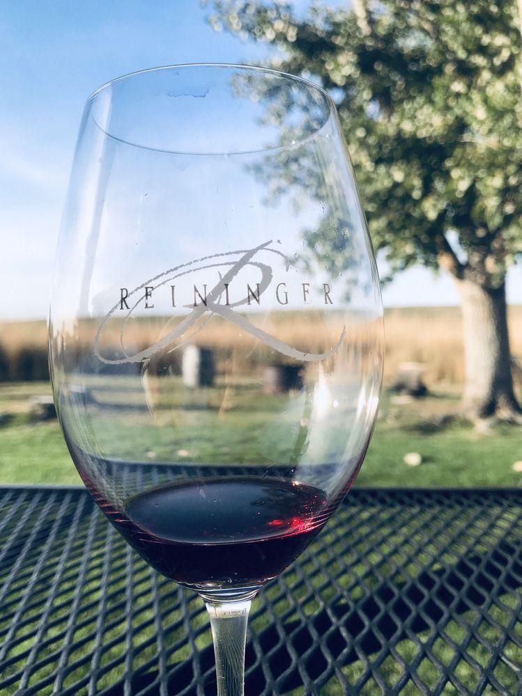 Social Spots from Reininger Winery