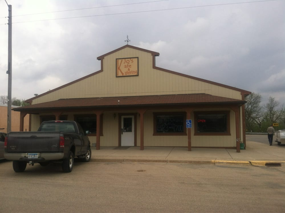 K Jo's Kafe: 312 Front St, Russell, MN