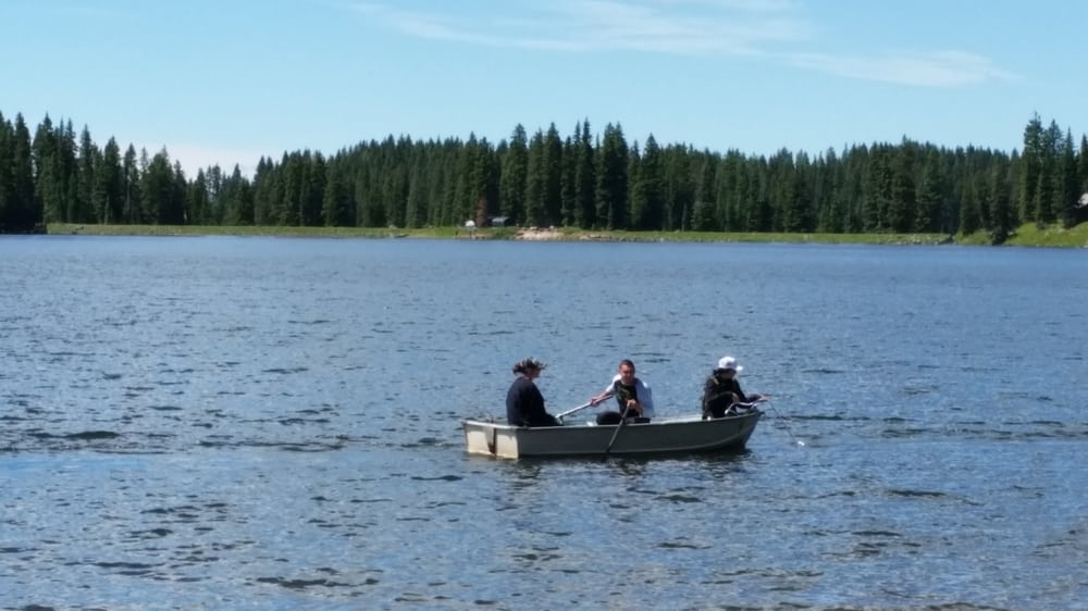 Altitude Outdoor Adventures: 21161 Baron Lake Dr, Cedaredge, CO
