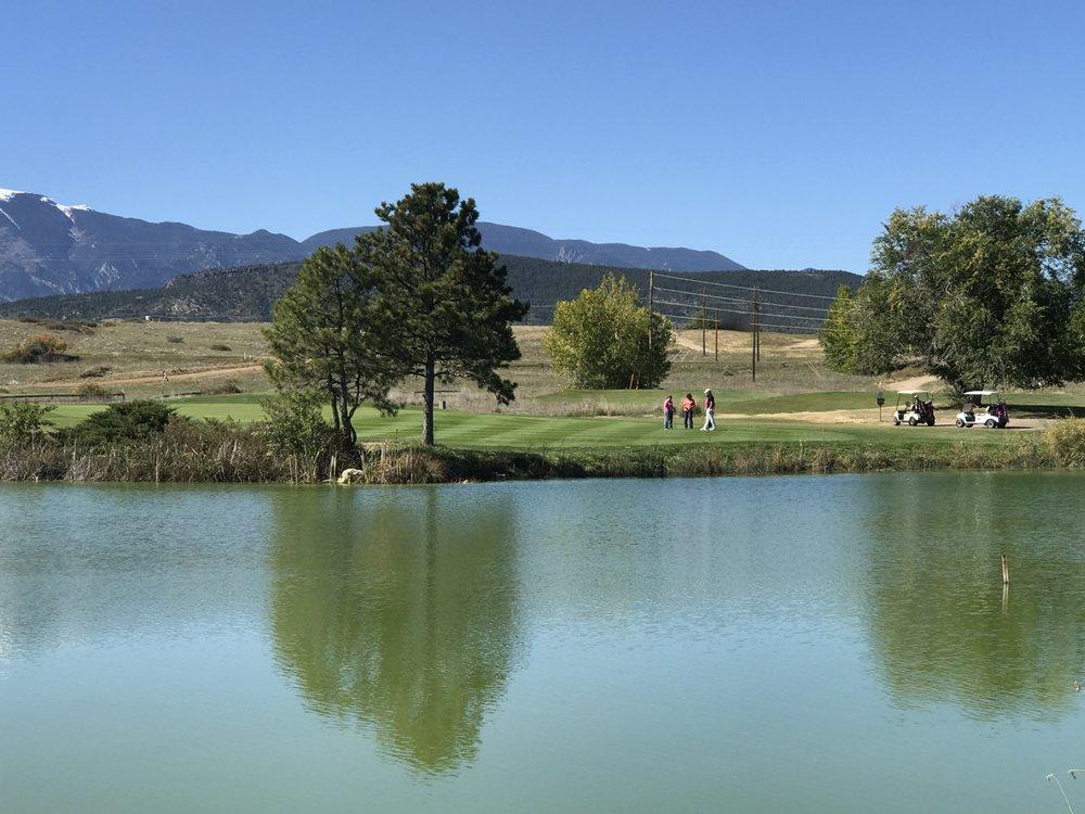 Hollydot Golf Course: 55 N Pkwy Dr, Colorado City, CO
