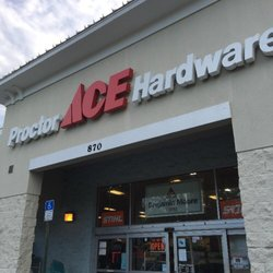 Ace Hardware Proctor 10 Reviews Hardware Stores 870 A1a N