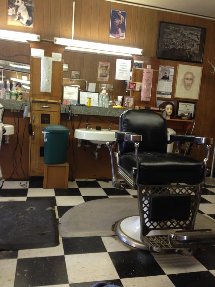 Craig's Central Barber Shop: 120 Main E St, Oak Hill, WV
