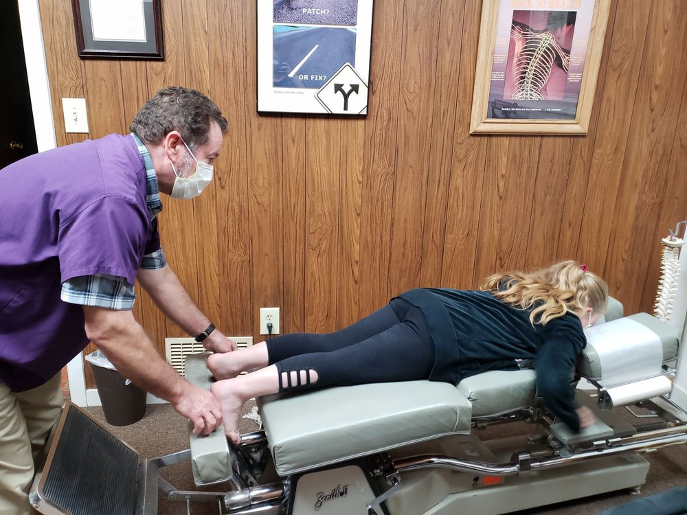 Joyce Family Chiropractic: 200 6th St, Colusa, CA