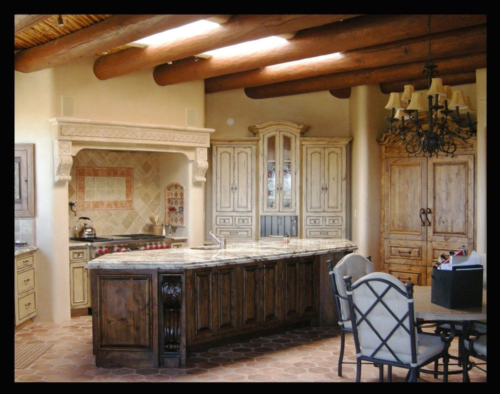 rancho viejo custom woods - furniture stores - 2618 coors