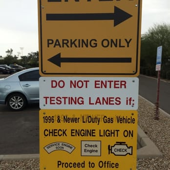 Photo of ADEQ Auto Emissions Inspection Station - Phoenix, AZ, United States. Could