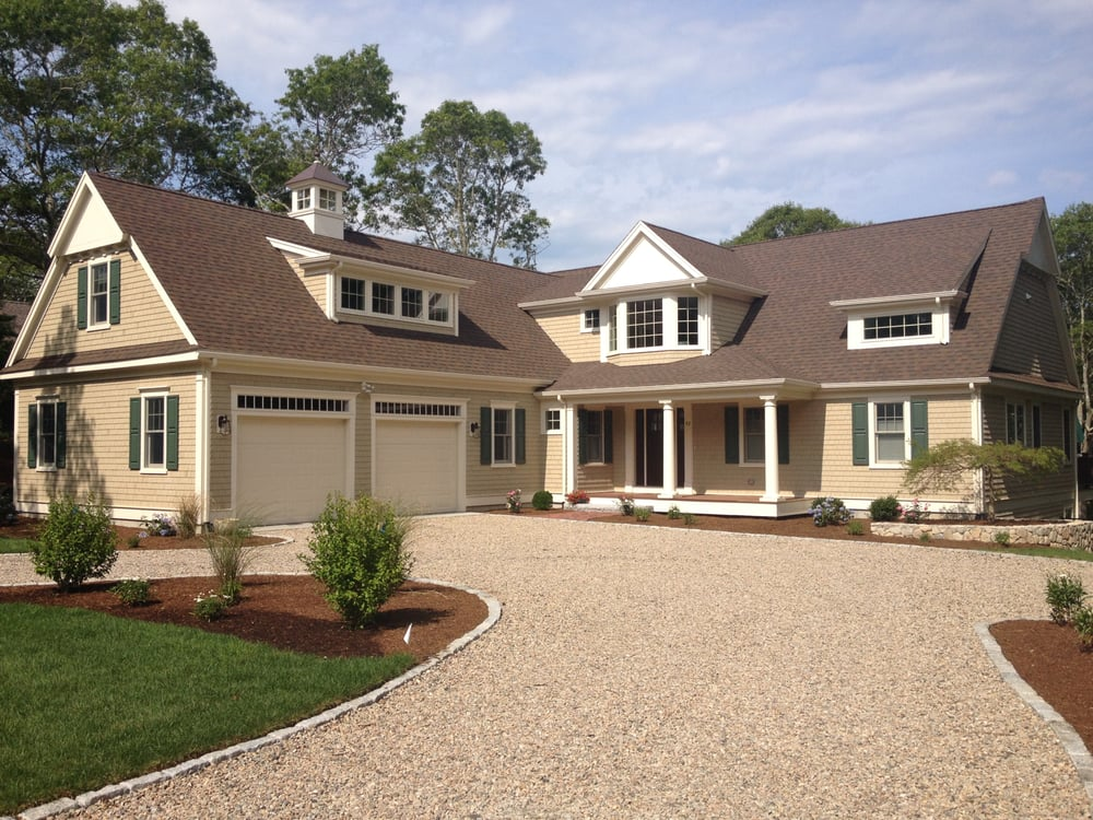 Beautiful Custom Home On The Ocean 39 S Course In New Seabury