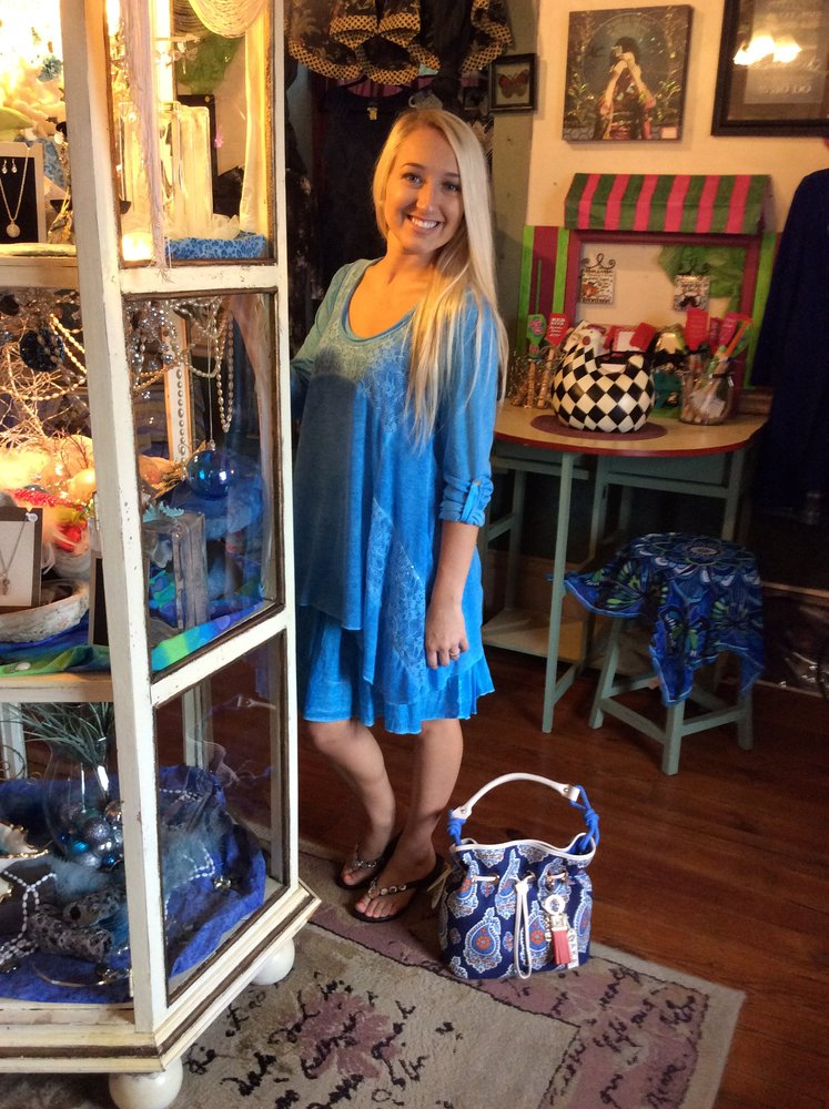 The Farmers Daughter Boutique: 450 E Main St, Wytheville, VA