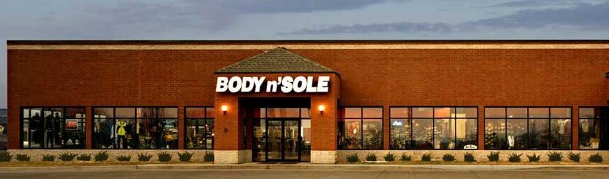 BodyN'Sole: 1317 Dunlap Ave, Savoy, IL
