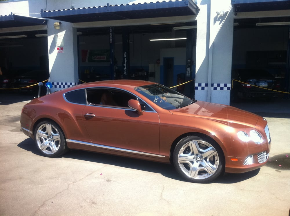 bentley continental gt 3m crystalline 40 tint all around. Black Bedroom Furniture Sets. Home Design Ideas