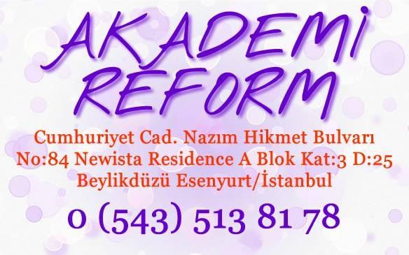 akademi-reform-estetisyenlik-kursu-istanbul
