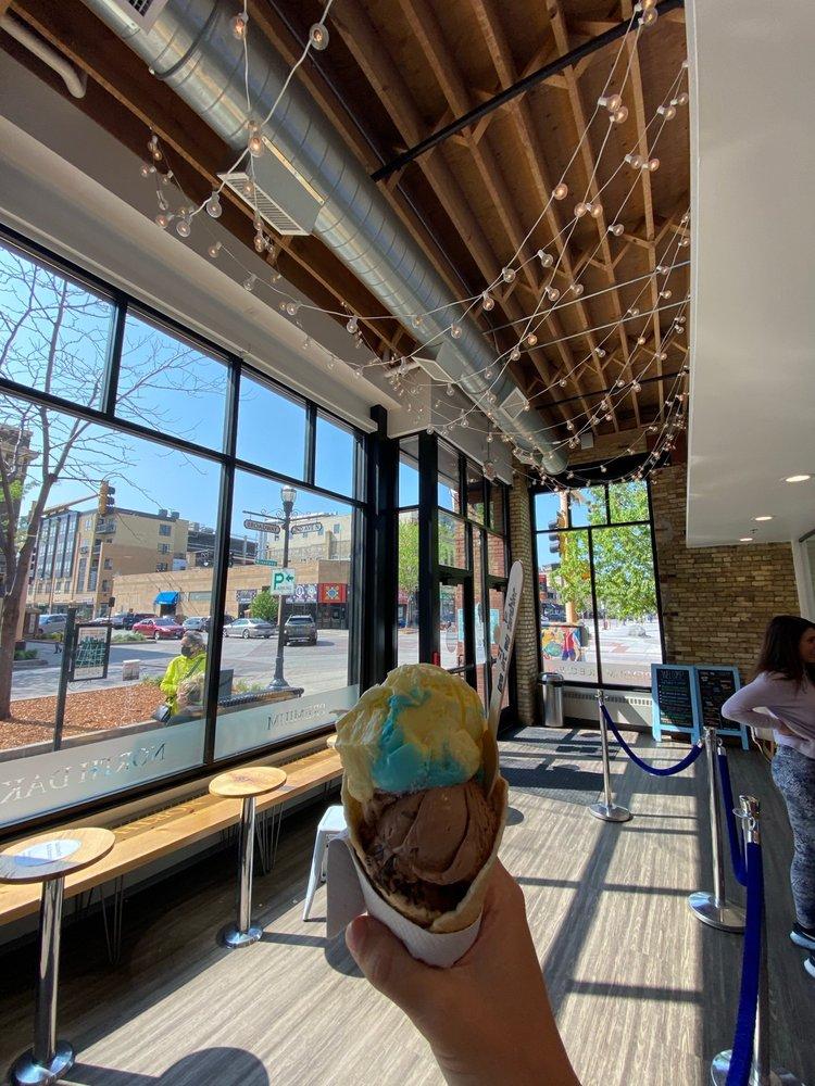 Silver Lining Creamery: 123 Broadway N, Fargo, ND