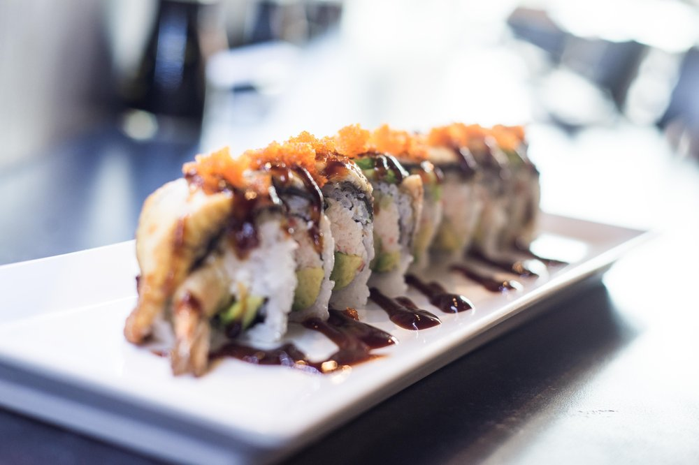Gangnam Sushi & Grill: 933 E University Dr, Tempe, AZ