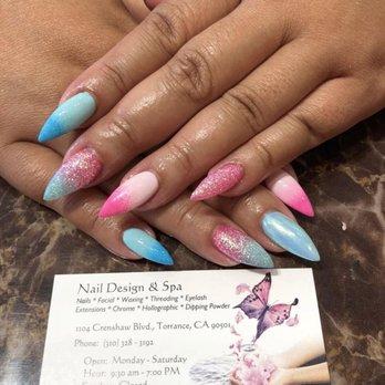 Nail Design Spa 837 Photos 243 Reviews Nail Salons 1104