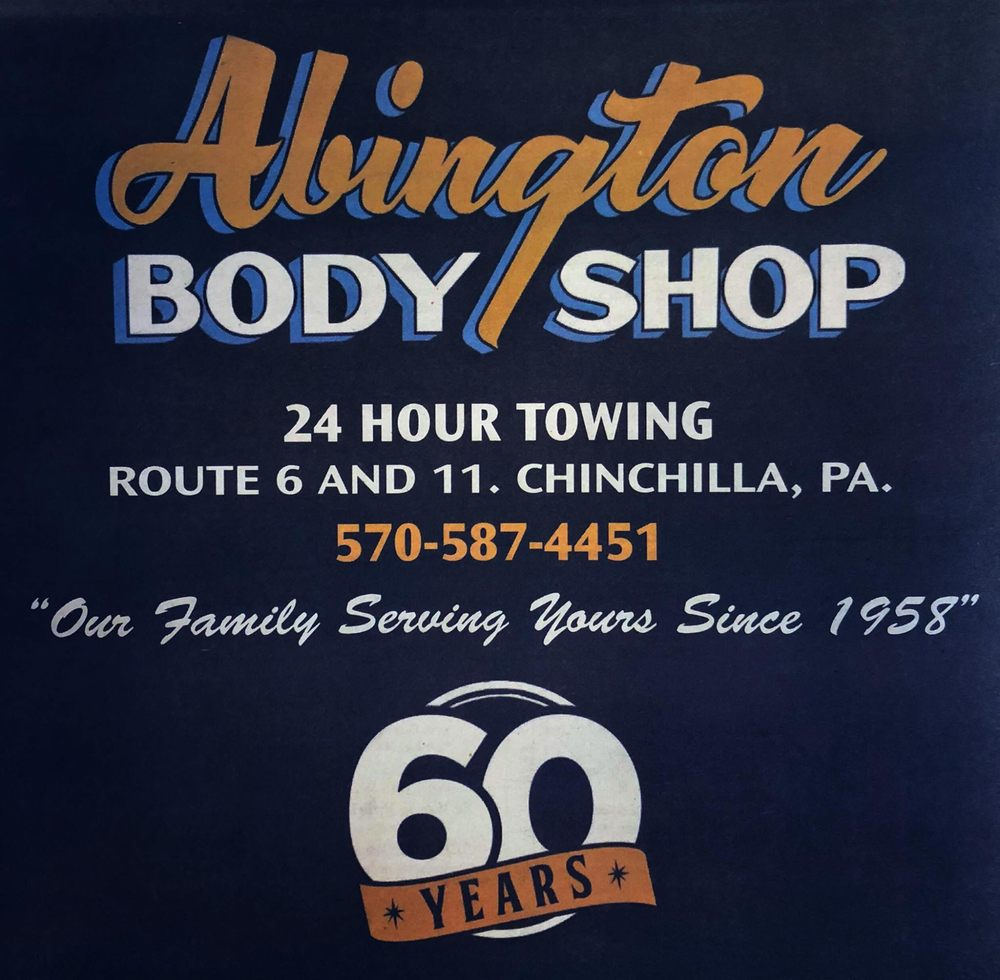 Abington Body Shop: 126 Northern Blvd, Chinchilla, PA