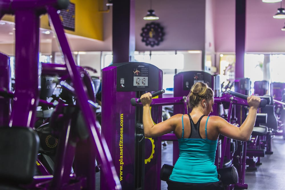 Planet Fitness - Fleming Island: 1514 County Rd 220, Fleming Island, FL