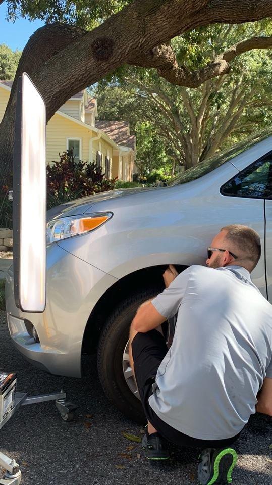 Clearwater Mobile Dent Repair: 10364 66th St N, Pinellas Park, FL