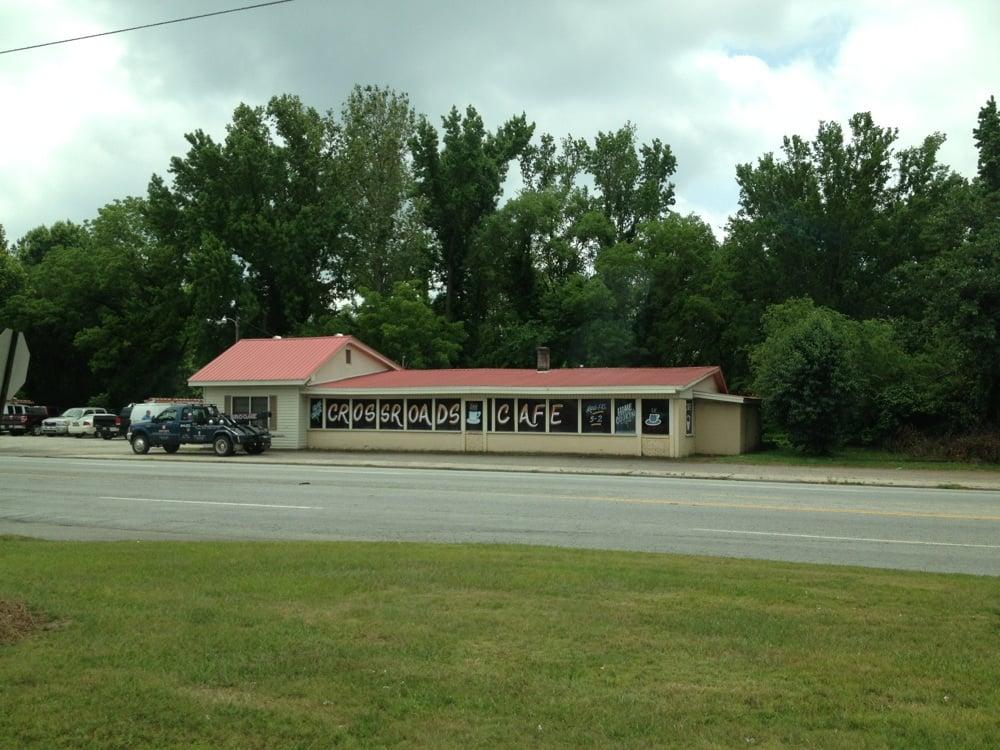 Crossroads Cafe: 1738 Sand Bar Ferry Rd, Beech Island, SC