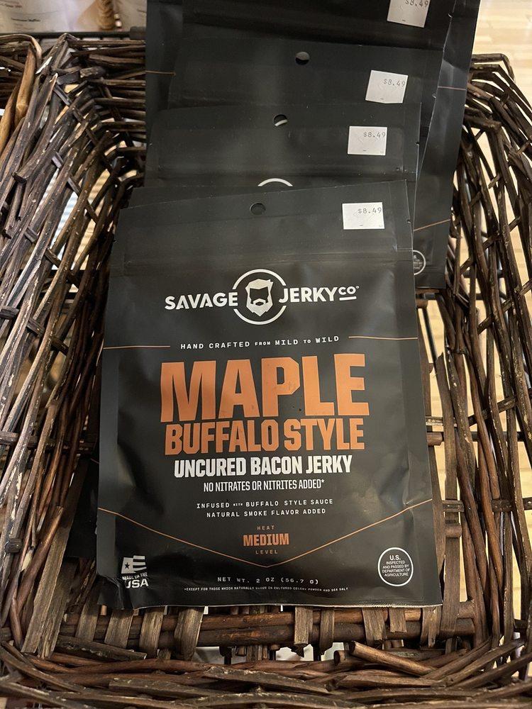 Food from Maple Run Emporium