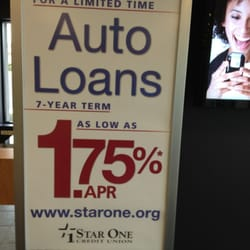 Star One Credit Union Loans Review