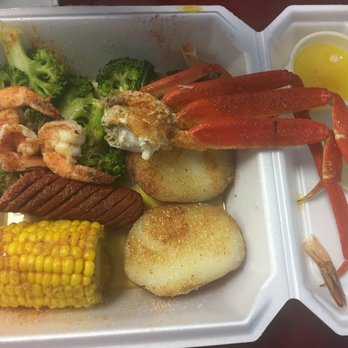 Cajun Seafood Restaurant Jacksonville Nc
