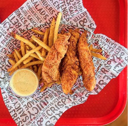 PDQ - South Dale: 2207 S Dale Mabry Hwy, Tampa, FL