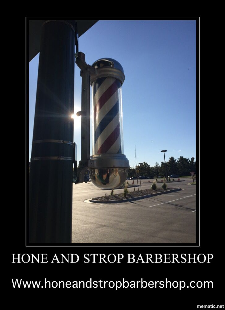 Hone and Strop Barbershop: 611 W 2nd St, Bonner Springs, KS