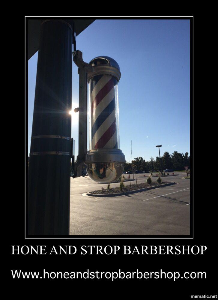 Hone and Strop Barbershop: 611 W 2nd St, Bonner Springs, KS