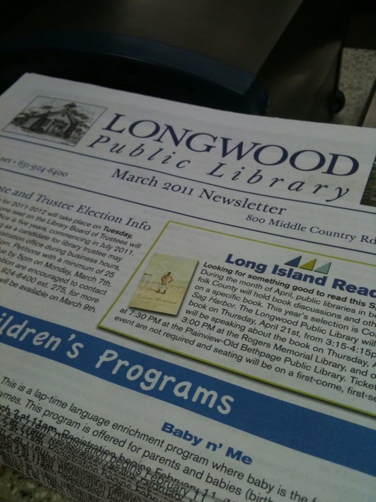 Longwood Rd Middle Island Ny