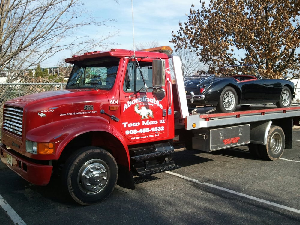 Towing business in Montgomery, NJ