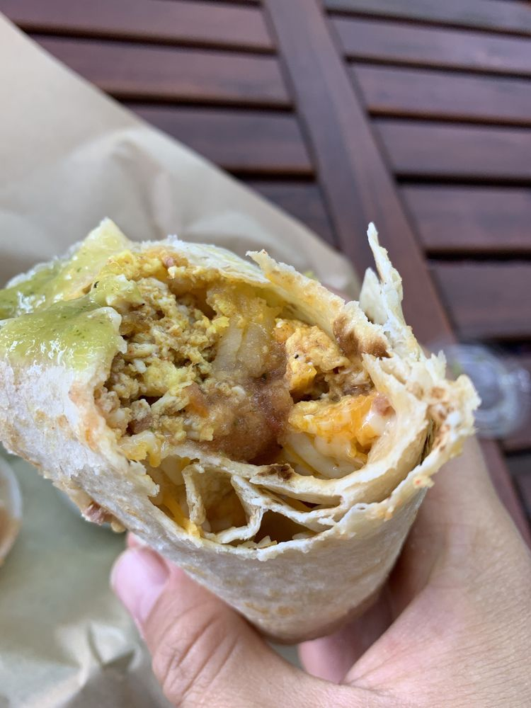 Food from Mamacita's