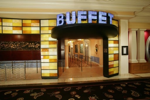 The Buffet at Bellagio - Temporarily Closed