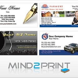 Mind2print 13 reviews printing services 635 w colorado st photo of mind2print glendale ca united states sample business card templates reheart Gallery